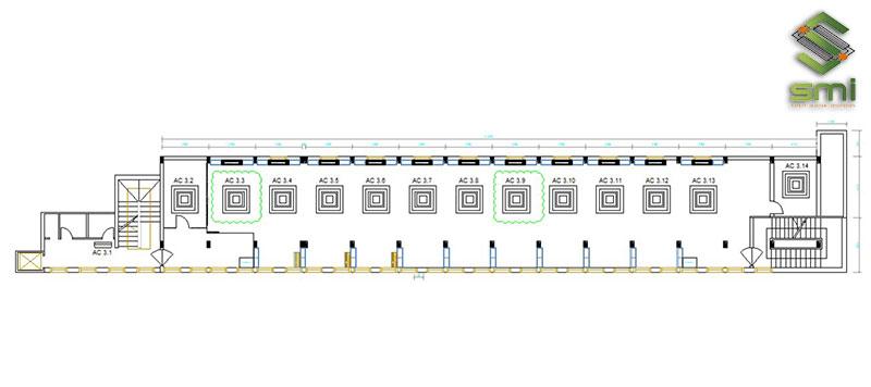Có một bản thiết kế lắp đặt hệ thống thông gió cho nhà xưởng chuẩn là điều mà doanh nghiệp cần