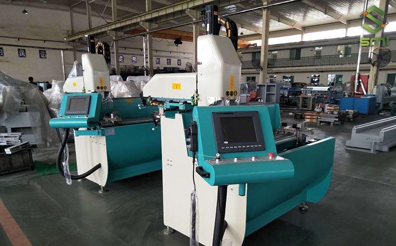 Hệ thống máy CNC hiện đại được ứng dụng trong gia công cơ khí
