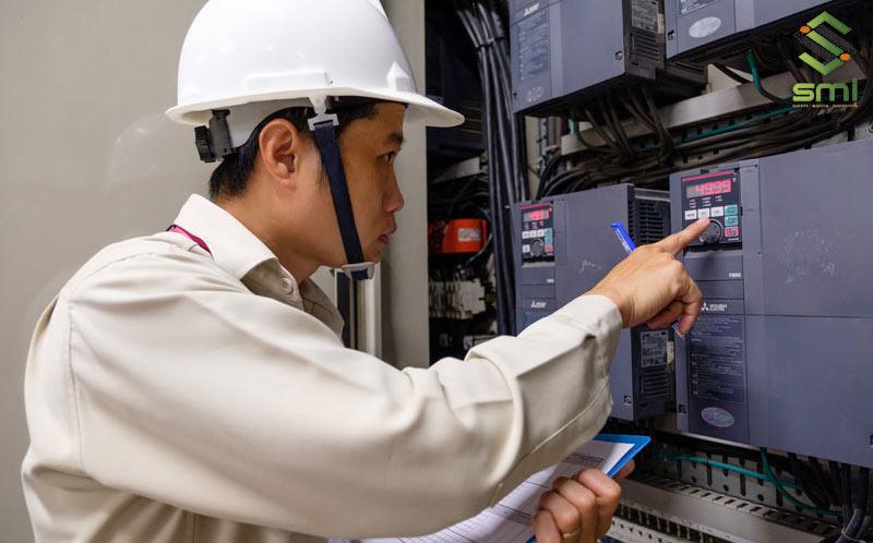 Sumitech thực hiện thi công các hạng mục điện nặng cho nhà xưởng công nghiệp