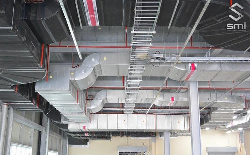 Lắp đặt các loại ống, phụ tùng đúng quy định