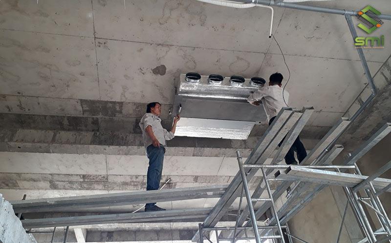 Thi công hệ thống điện cần đảm bảo các tiêu chí cần để đem lại hiệu quả và an toàn