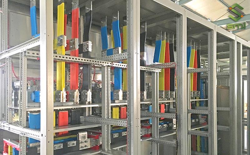 Thiết kế, thi công và lắp đặt tủ điện nhà xưởng đúng các tiêu chí kỹ thuật và an toàn