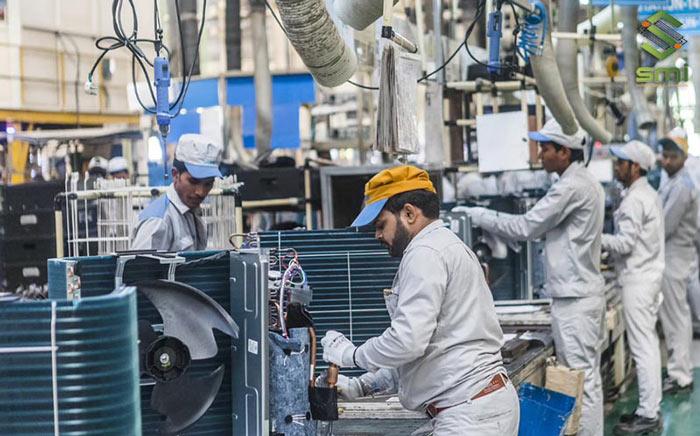 Tính toán lưu lượng gió cần cung cấp cho nhà xưởng dựa trên tiêu chí số lao động làm việc trong nhà xưởng
