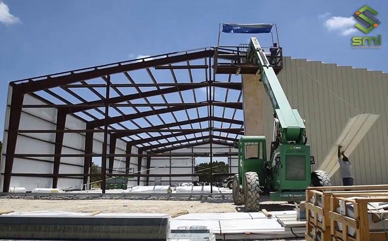 Tối ưu chi phí là điều SUMITECH rất quan tâm khi tư vấn xây dựng nhà xưởng