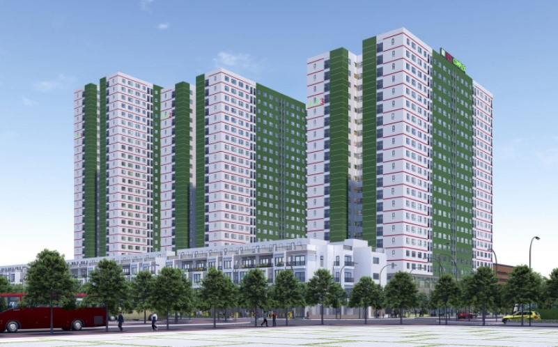 Dự án xây dựng trạm biến áp tại khu nhà ở IEC của công ty lắp đặt hệ thống điện công nghiệp Thăng Long