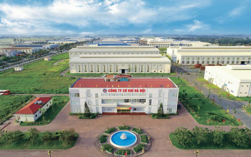 Công ty gia công cơ khí Hà Nội Hameco