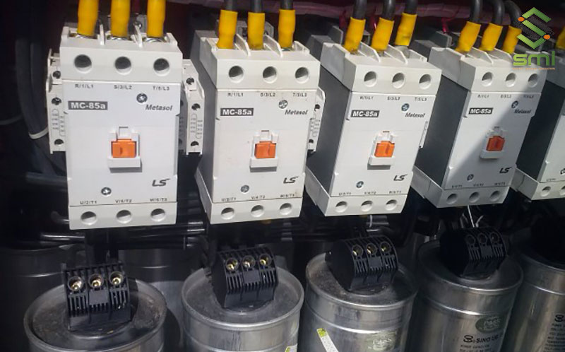 Tụ bù công suất sẽ giúp hệ thống điện hoạt động trơn tru mà tránh được những lãng phí không cần thiết