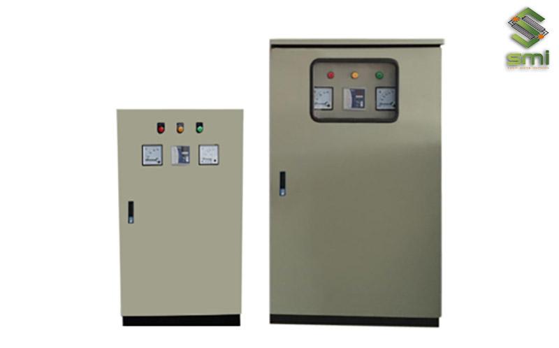 Tủ điện bù công suất sẽ giúp tăng hệ số công suất trong mạng điện nhà xưởng