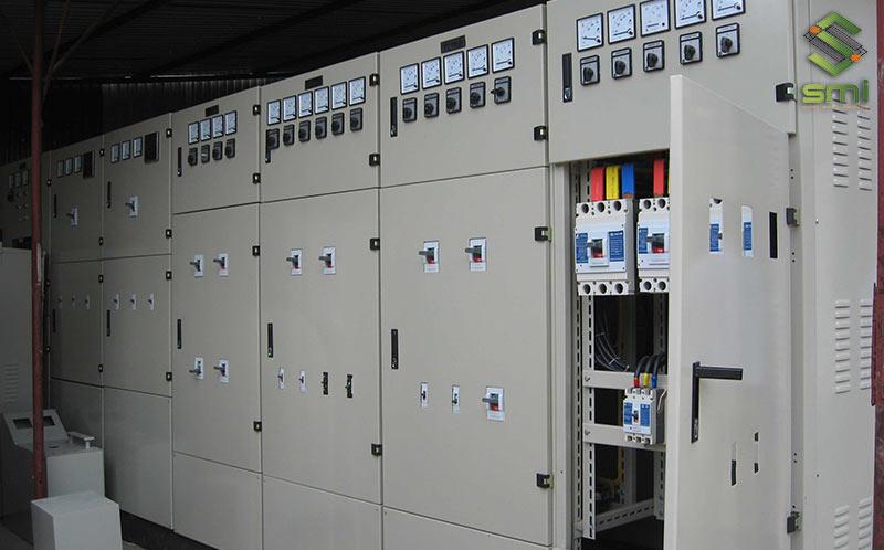 Tủ điện phân phối là một trong những thành phần quan trọng đối với hệ thống điện