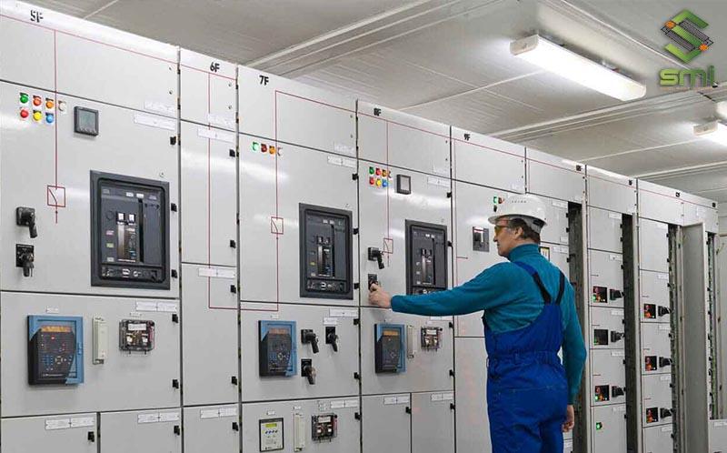 Nhận thiết kế, thi công, lắp đặt Tủ điện nhà xưởng - Giao hàng tận nơi