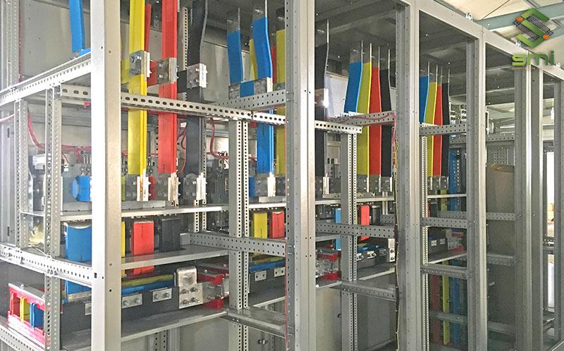 Mẫu tủ điện phân phối điện nhà xưởng MSB
