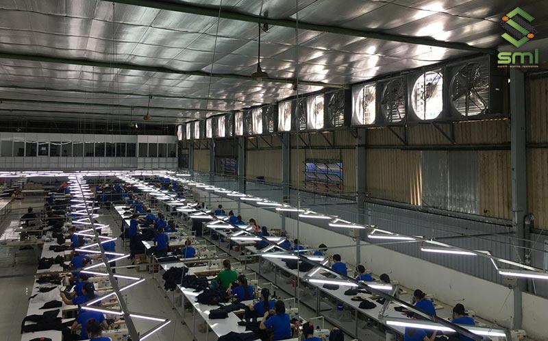 SUMITECH sẽ tư vấn giúp khách hàng lựa chọn hệ thống thông gió phù hợp nhất với lĩnh vực sản xuất - kinh doanh