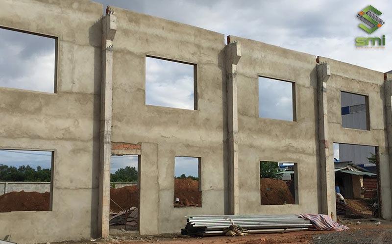 Nhà xưởng bê tông cốt thép sở hữu nhiều ưu điểm nổi bật so với nhà xưởng thép tiền chế