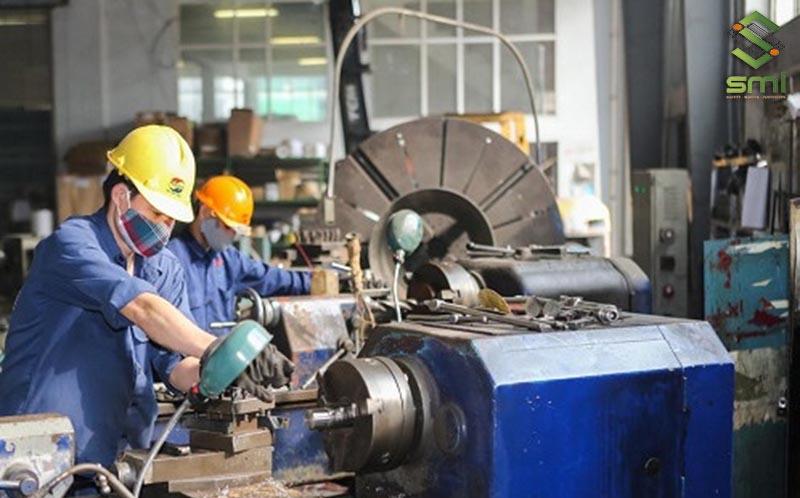 Gia công cơ khí tráng phủ kim loại được ứng dụng trong công nghiệp chế tạo