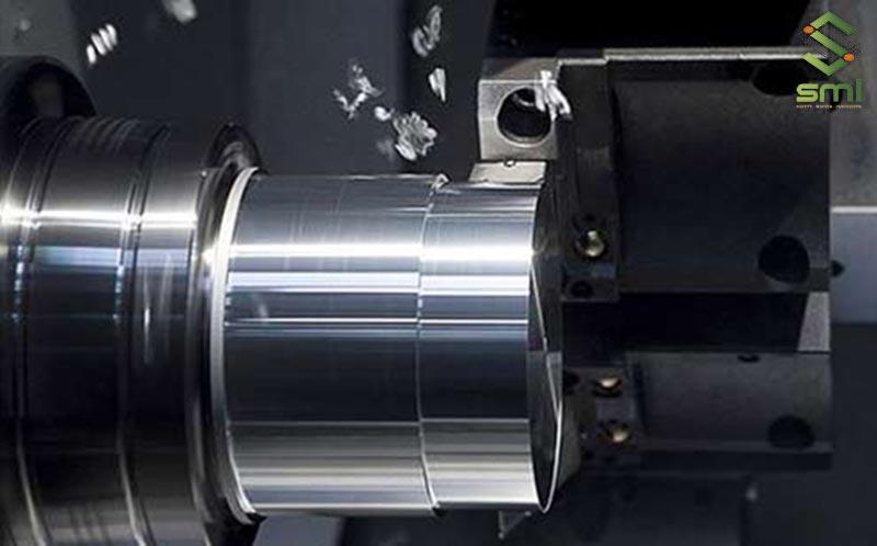 Ứng dụng máy tiện CNC trong gia công sản phẩm