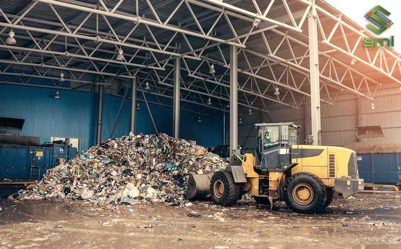 Kho chứa rác ở nhà xưởng cần đảm bảo các yếu tố đảm bảo an toàn môi trường