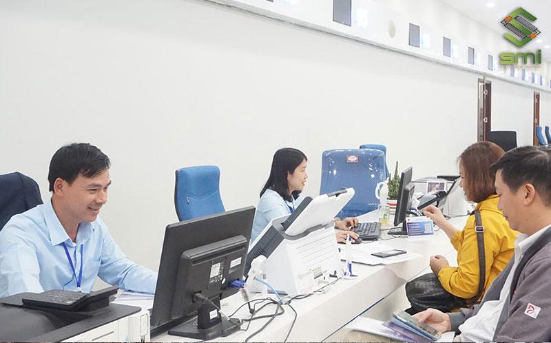 Doanh nghiệp nộp đơn tại cơ quan hành chính theo đúng trình tự